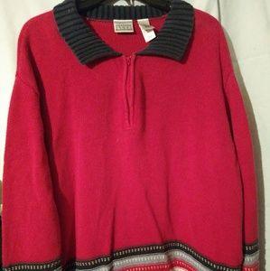 Women's 3X Villager sweater